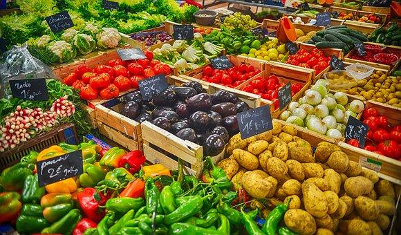 Как работает мировой рынок органических продуктов питания